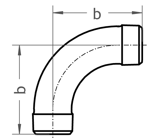 3 Langer Bogen - Gröditzer Fittings GmbH A.L.