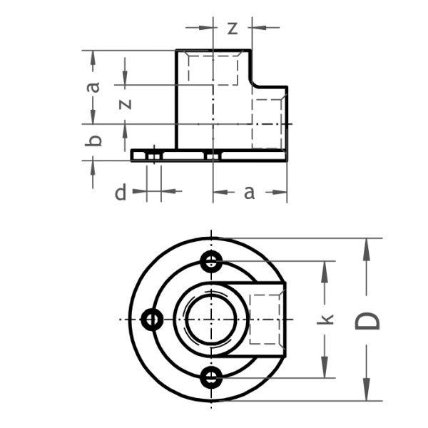 471 Deckenwinkel - Gröditzer Fittings GmbH A.L.